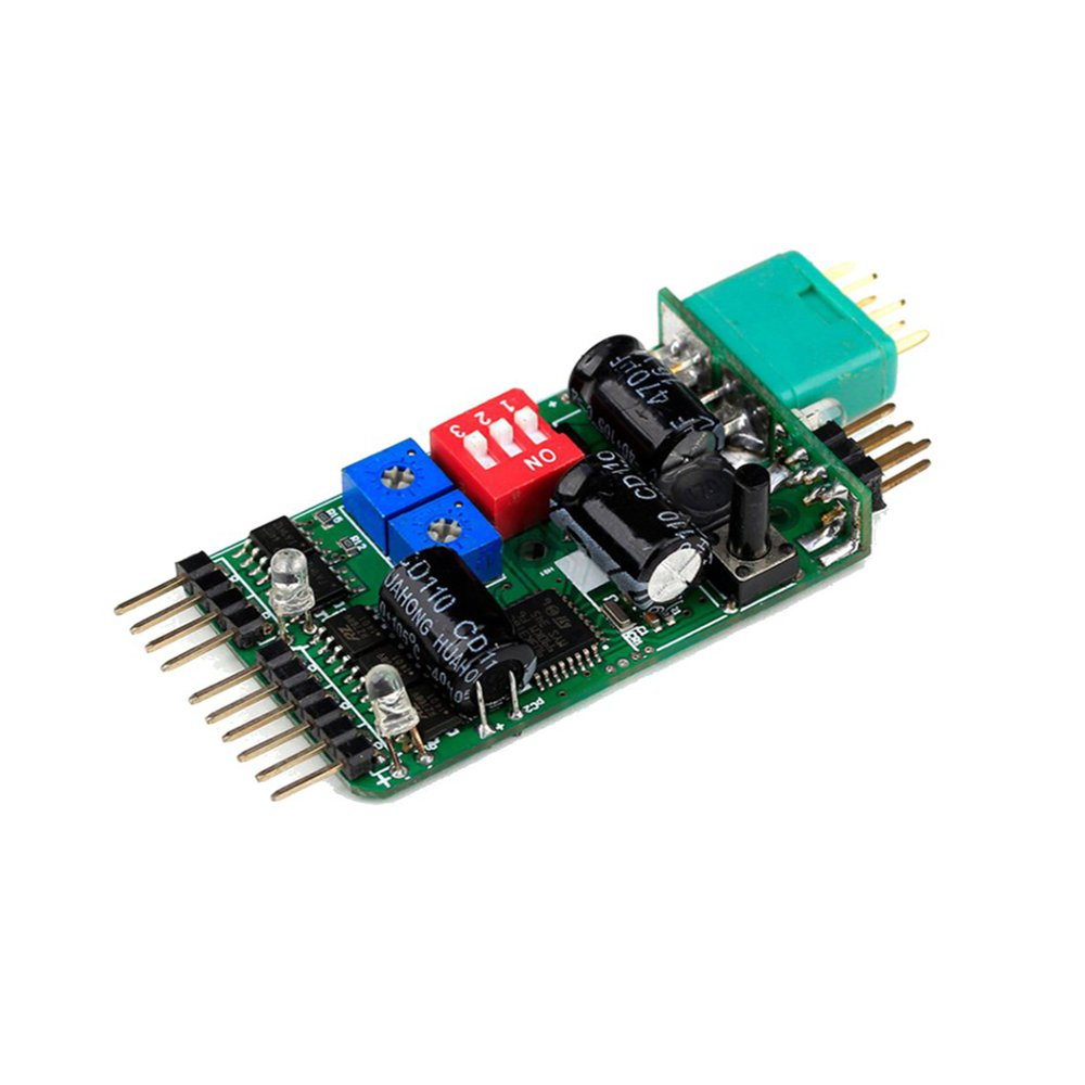 Electric Landing Gear Controller For Turbojet RC Airplane - Photo: 2