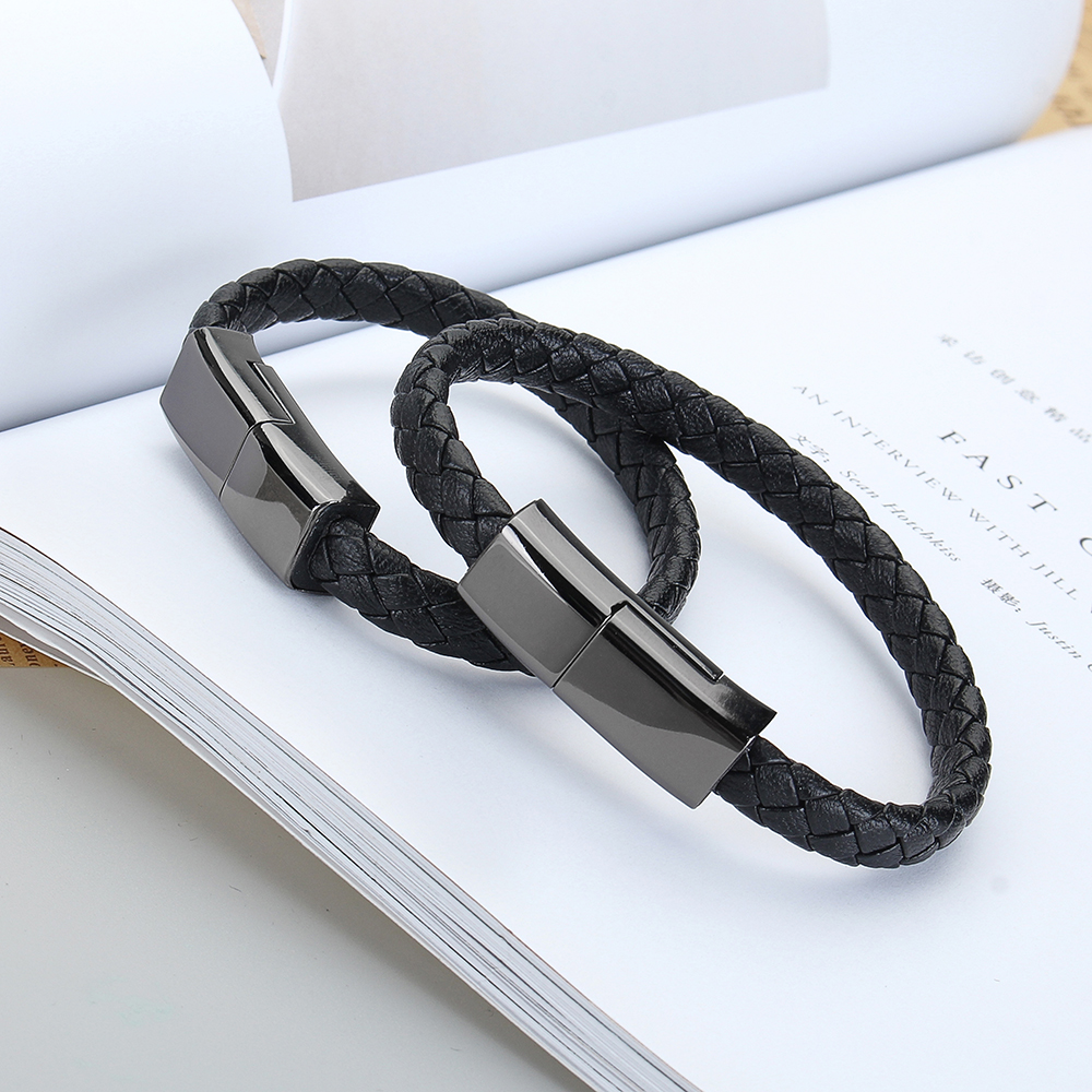 Bakeey Bracelet Type C USB Charging Data Cable For Oneplus 6 Xiaomi 6 Mi A1 Mix 2S S9+