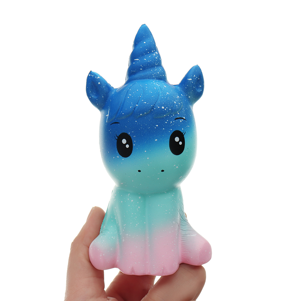 Unicorn Squishy 12*6.5*5CM Slow Rising With Packaging Collection Gift Soft Toy