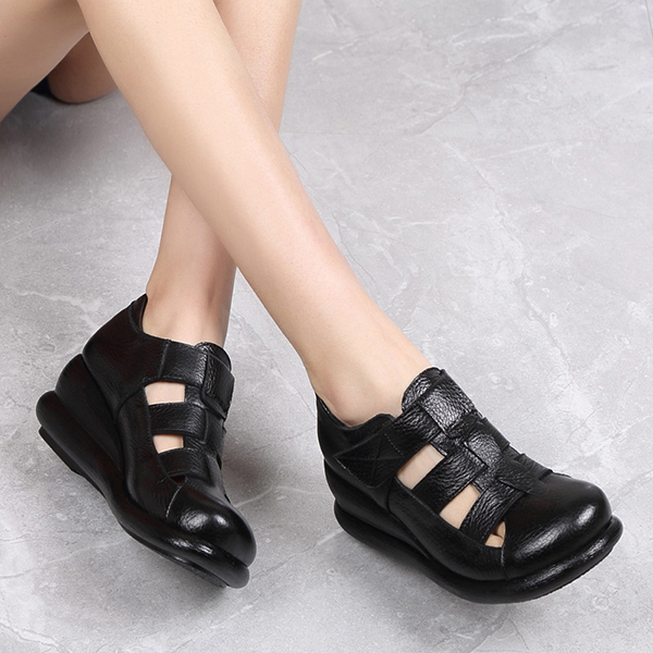SOCOFY Breathable Casual Sandals
