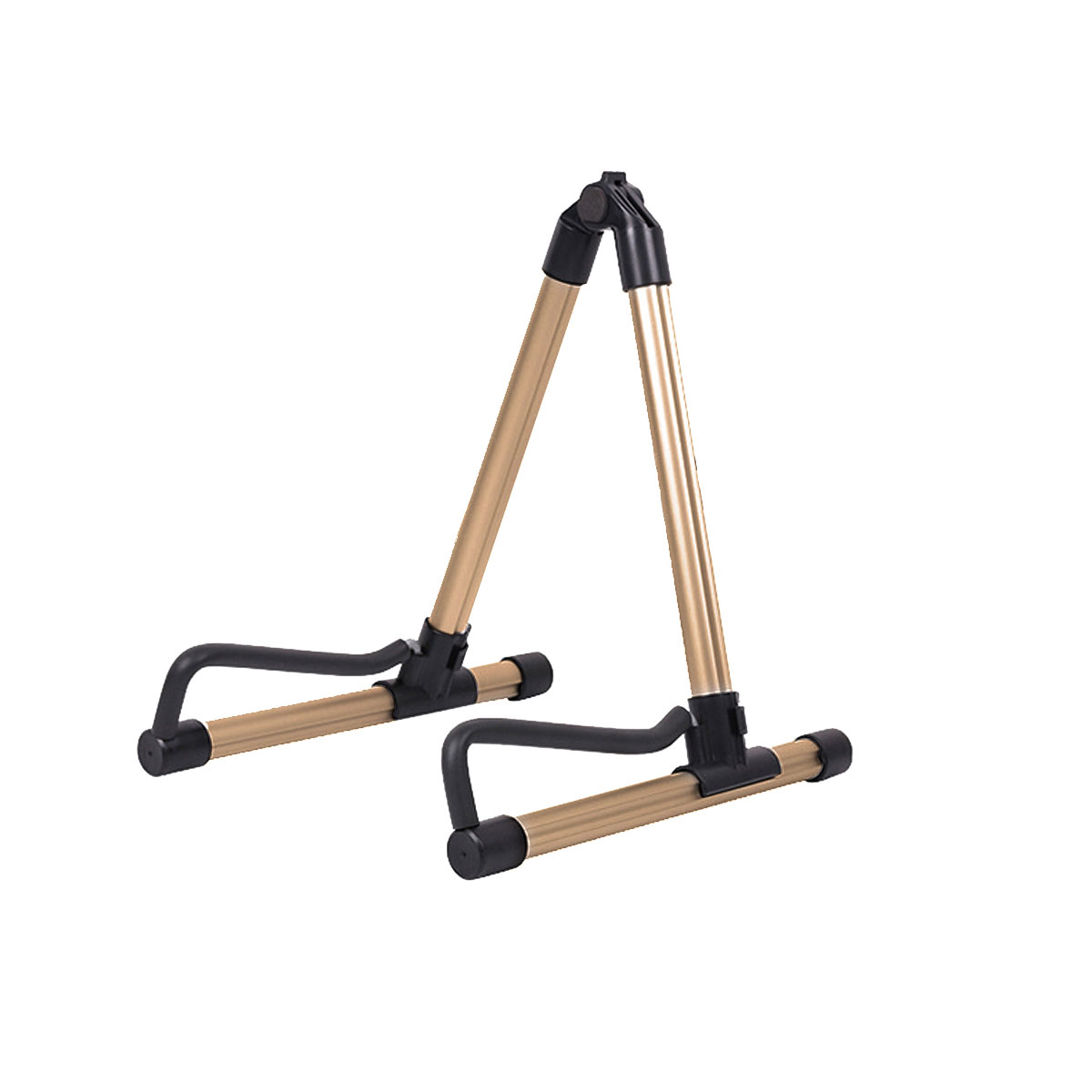 A-Shape Folding Electric Acoustic Bass Guitar Frame Floor Stand Holder