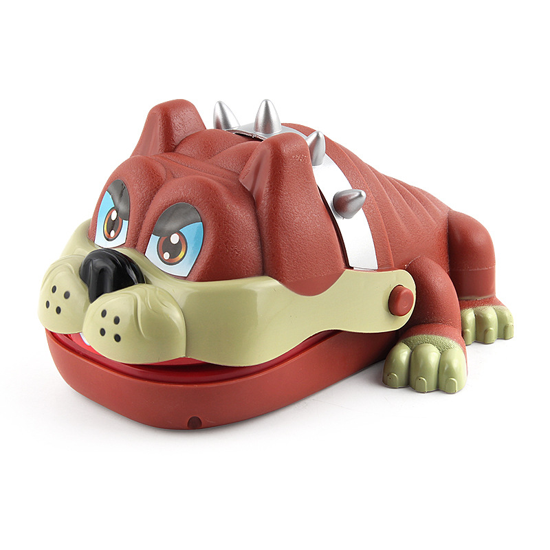 Be Careful Of Bulldog Board Game Parent-child Games Biting Hand Children Toys