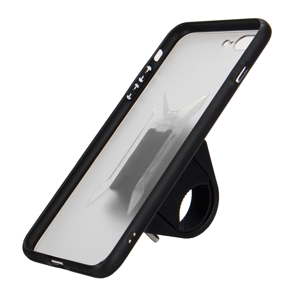 Motorcycle Bicycle GPS Smart Waterproof Phone Holder Case For iPhone 6/6s