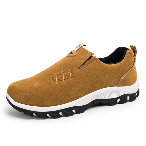 Men Sport Shoes Fashion Slip On Sneakers Gym Outdoor Running Jogging