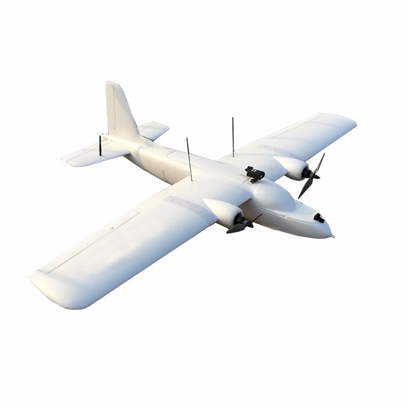 My Twin Dream MTD 1800mm Wingspan Twin Motor EPO Aerial Survey FPV Platform Mapping RC Airplane Kit
