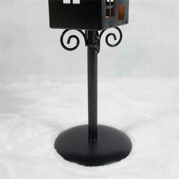 Candelabra Candleholders Candle Stick Retro House Iron Art Home Candle Light Dinner Decor