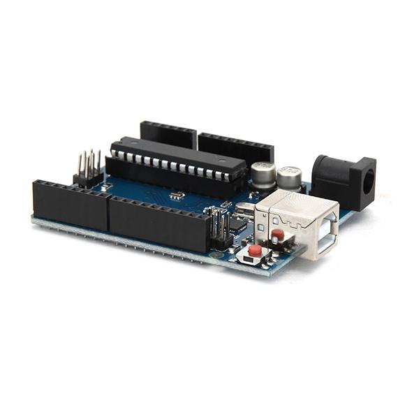 Geekcreit® UNO R3 ATmega16U2 Development Board + 2.4 Inch TFT LCD ILI9341 Touch Display Module For Arduino UNO