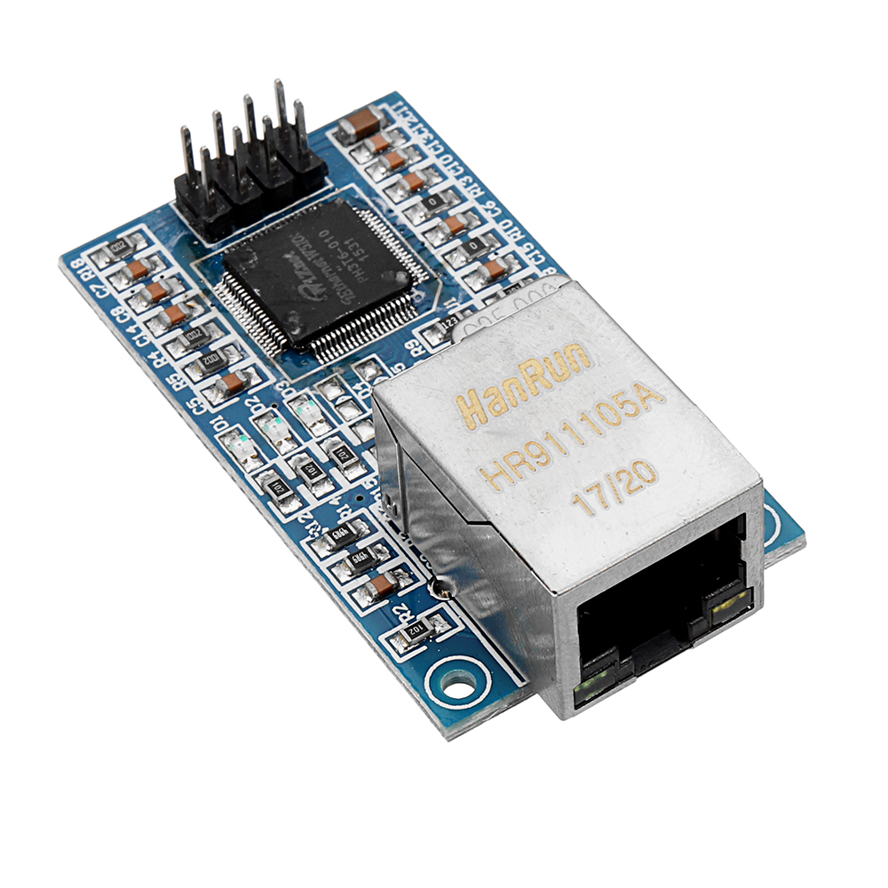 W5100 Ethernet Network Module Network Expansion Board TCP/IP/SPI Interface Compatible With Arduino