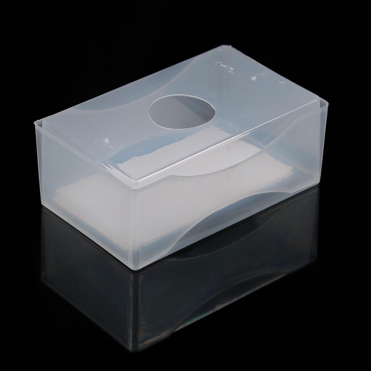 1pcs Boites De Cartes Visite Pieces Dartisanat Perles Conteneur Support Boite