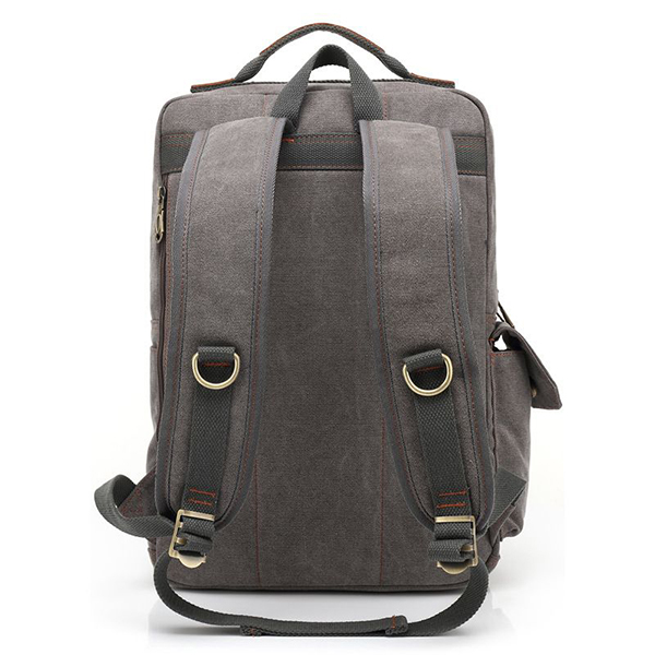 Canvas Multi-functional Large Capacity Travel Backpack