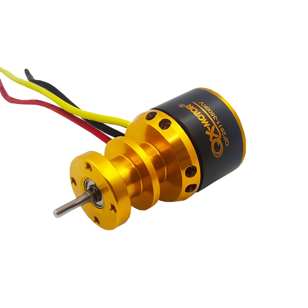 QX-Motor QF2611 3500KV/4500KV 3-4S Brushless Motor For 55mm/64mm EDF Unit Ducted Fan Jet RC Airplane