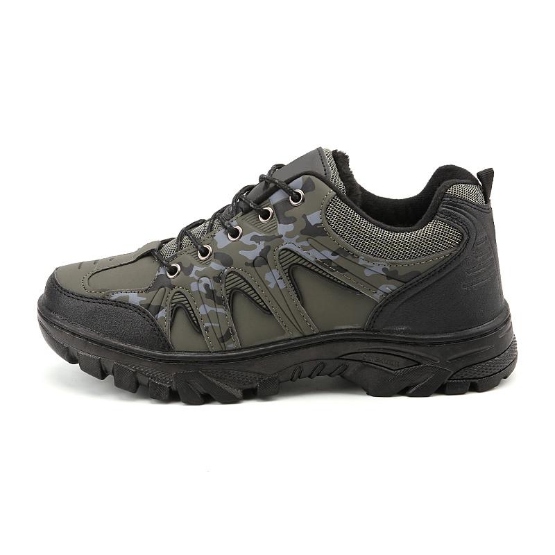 Outdoor Men Shoes Breathable Windproof Climbing Waterproof Anti-slip Wear-resistant Hiking Sneakers