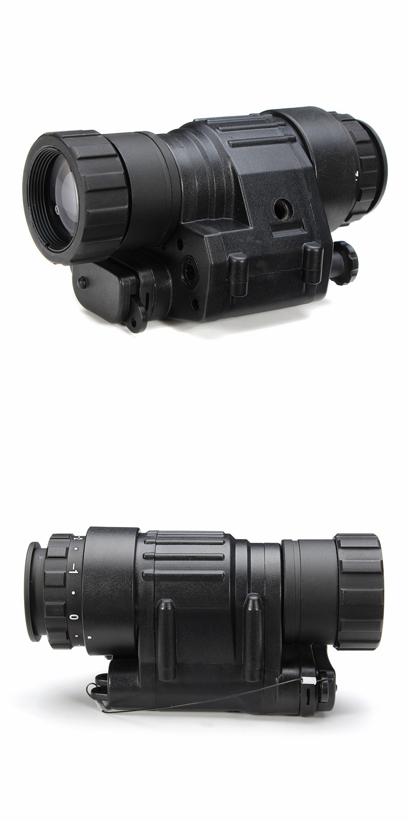 IPRee 2x30 Digital Night Vision Device Helmet HD Telescope American Monocular