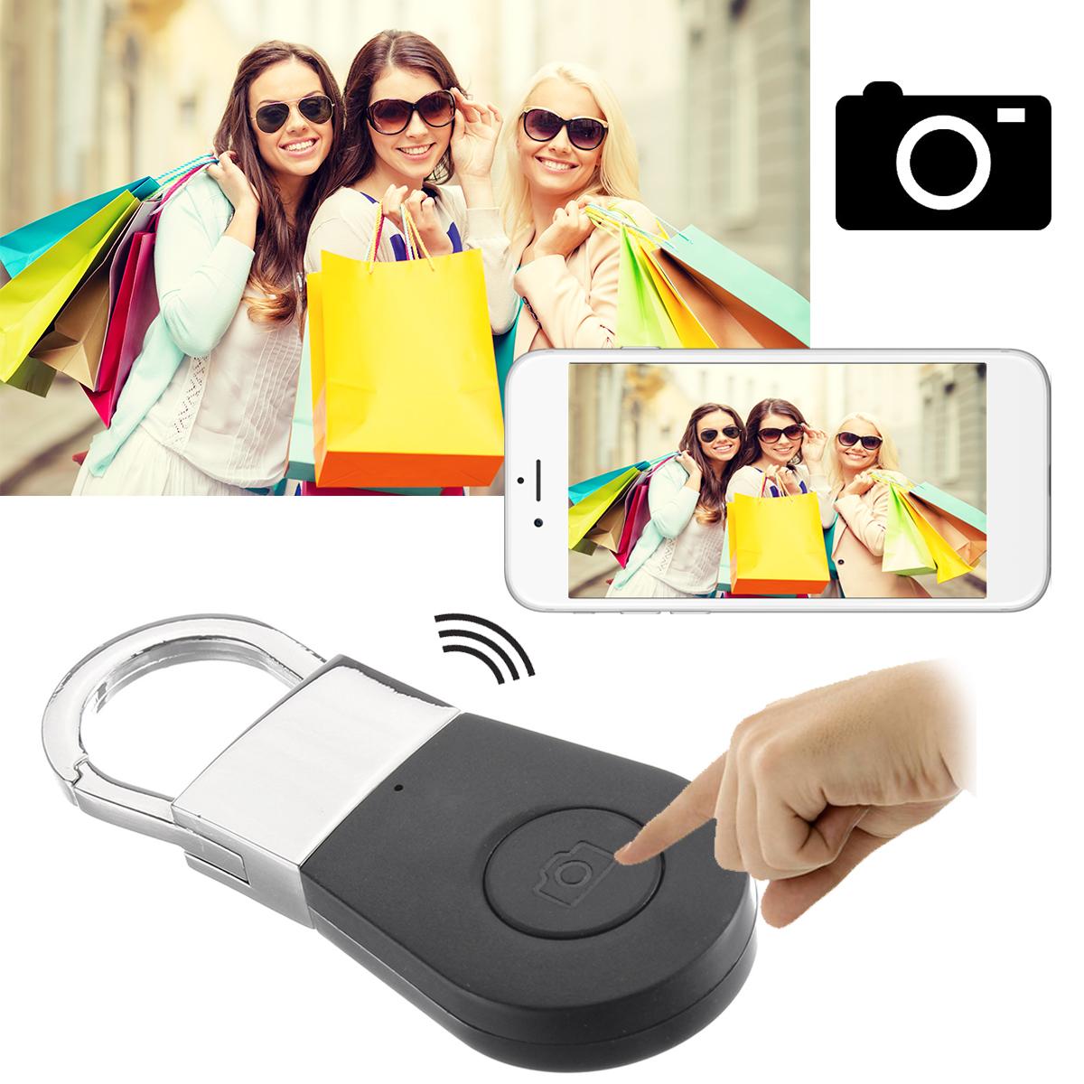 Bluetooth Keychain Tracker Finder Locator Anti Lost GPS Alarm Child Pet Tracking