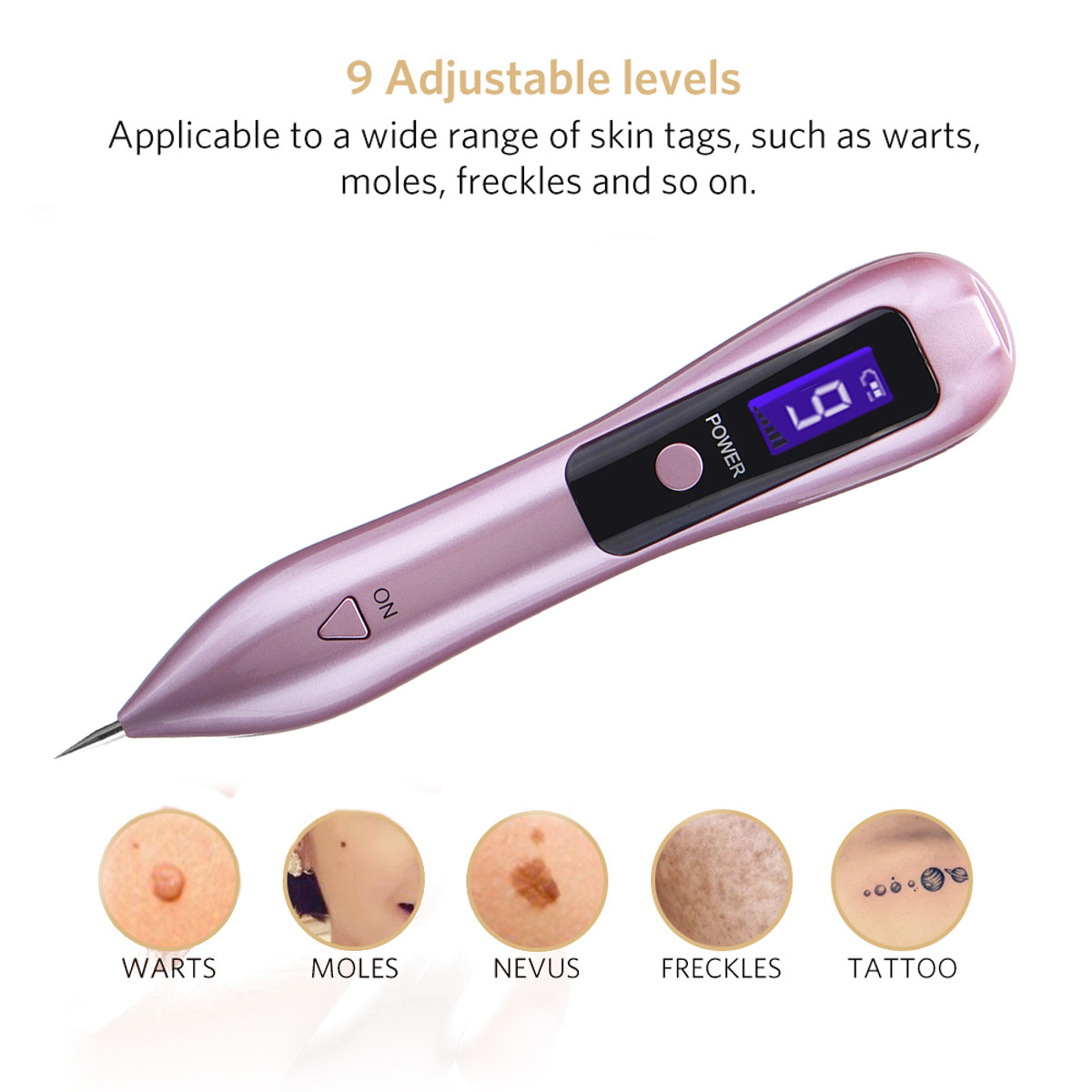 Portable Tattoo Mole Removal Pen
