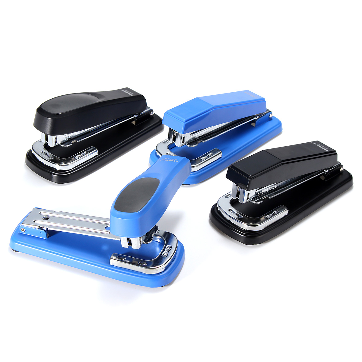 Metal Standard Full Strip Stapler Book Paper Stapling Machine School Supplies