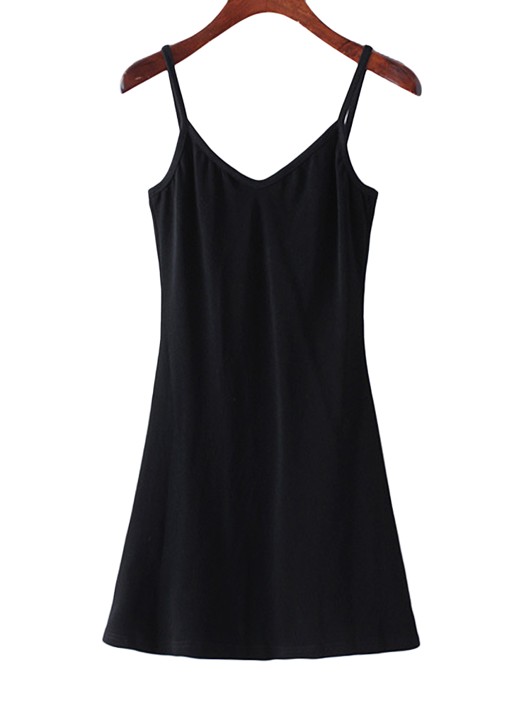 Sexy Strap Backless Sleeveless Women Party Mini Dress