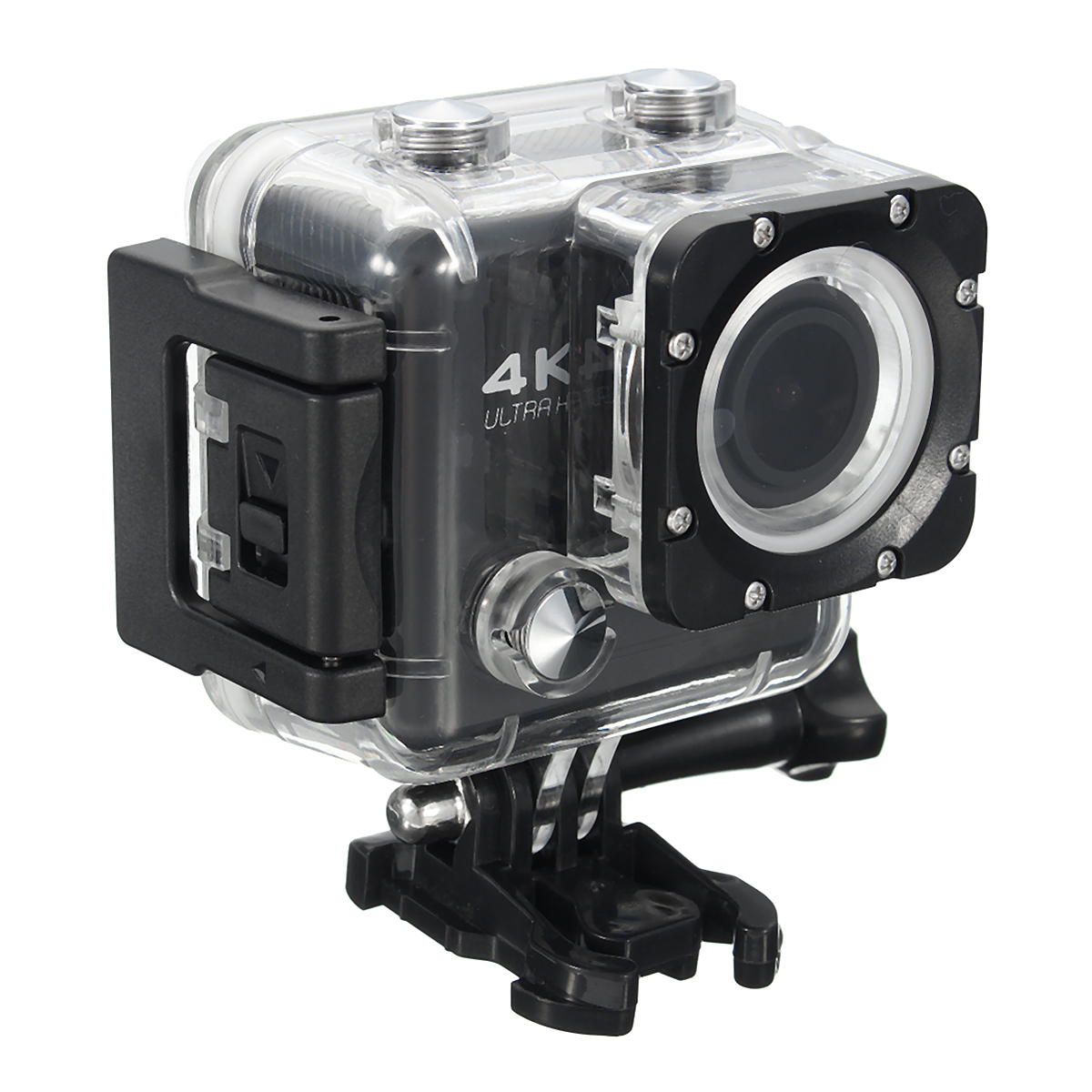 M21 Allwinner V3 4K 16MP HD 170 Degree Wide Angle WIFI Sport Action Video Camera with Remote Control