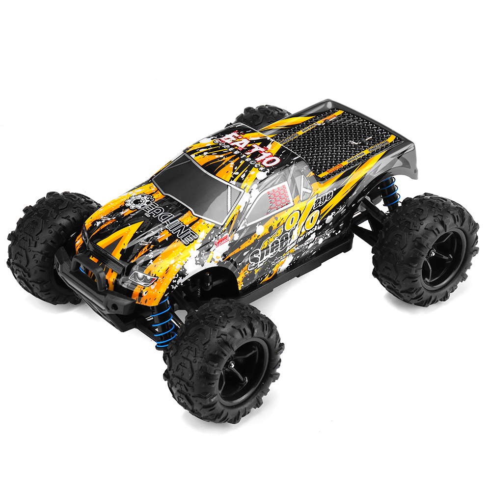 Eachine EAT10 1/18 Brushless RC Car with 2.4GHz Remote Control High Speed 40km/h 4WD Off Road Monster Truck RC Model Vehicle Crawler for Boys Kids and Adults - Photo: 18