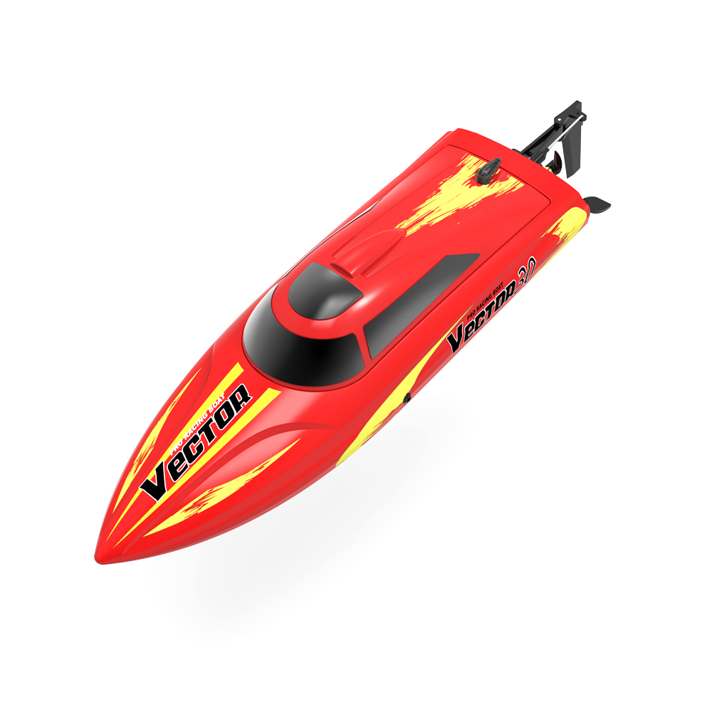 Volantex V795-3 Vector30 ABS Hull Material 28km/h Self-righting Mini RC Boat - Photo: 3