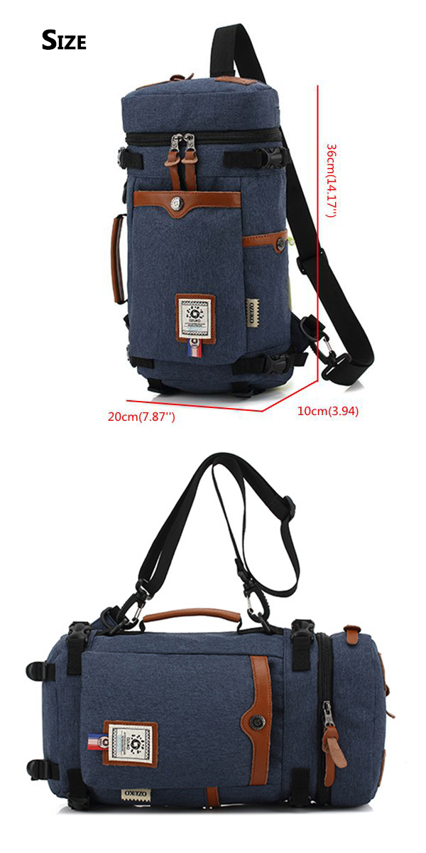 Men Women Polyester Large Capacity Travel Handbag Fashion Casual Crossbody Bag New Style