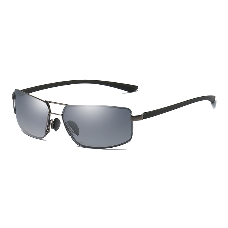Mens Summer Outdoor UV400 Non-Polarized Frameless Sunglasse