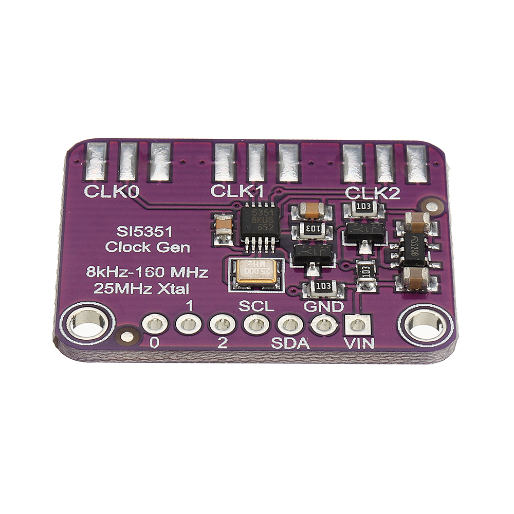 Other Gadgets - SI5351 Clock Signal Generator Module GY