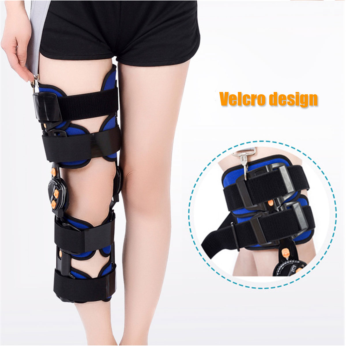 T-Scope ROM Stabilizer Knee Brace Support Protection