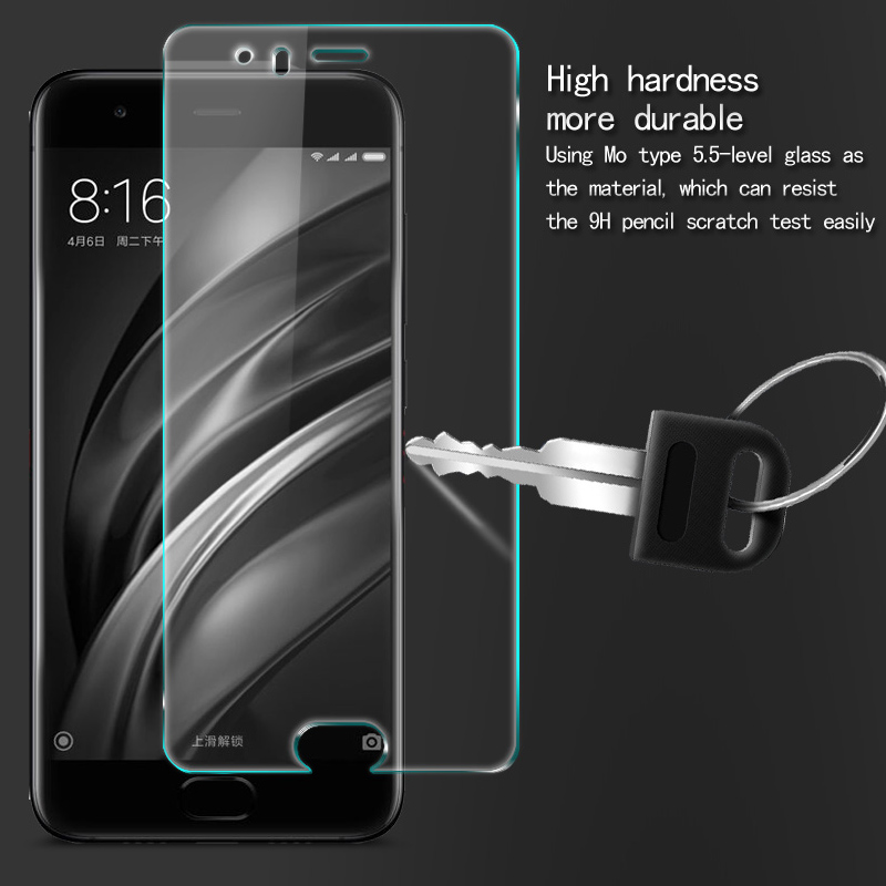 Bakeey Clear 9H Tempered Glass Screen Protector For Xiaomi Mi6 Mi 6