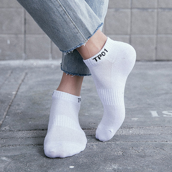 Men's Summer Cotton Breathable Ankle Socks