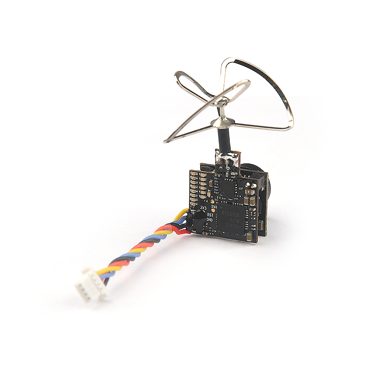 Eachine Lizard95 RC Drone Spare Part AIO 5.8G 48CH 25/100mw Switchable VTX 600TVL Camera