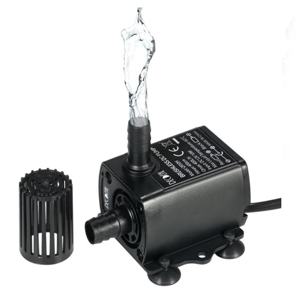 Machifit QR50H DC 12V Mini Brushless Water Pump