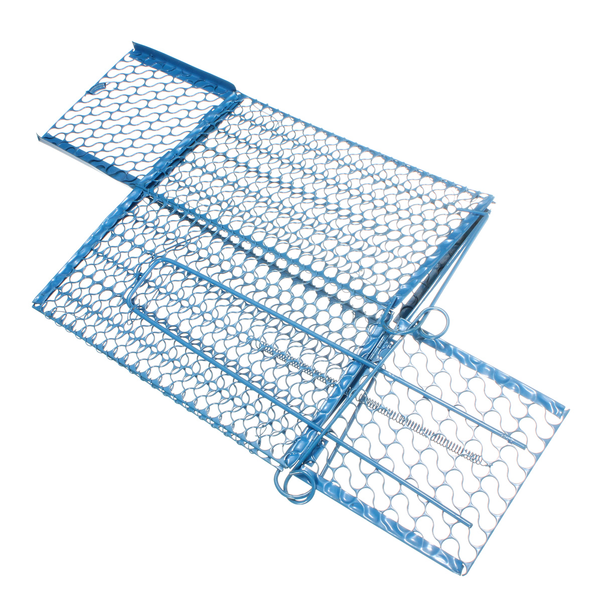 Folding Human Rat Cage Trap Pests Control Snap Humane Safe Mouse Rodent LiveAnimal Indoor Outdoor