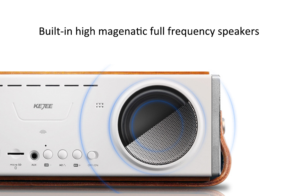 UN22 Wireless bluetooth Portable Speaker Handfree Subwoofer Hi-Fi Surround Dual Stereo Loudspeaker