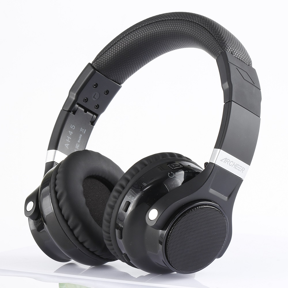 ARCHEER AH45 Wireless Headphone Headset With Speaker F