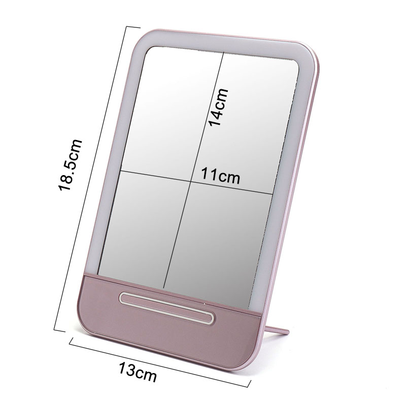 LED Cosmetic Mirror Rechargeable