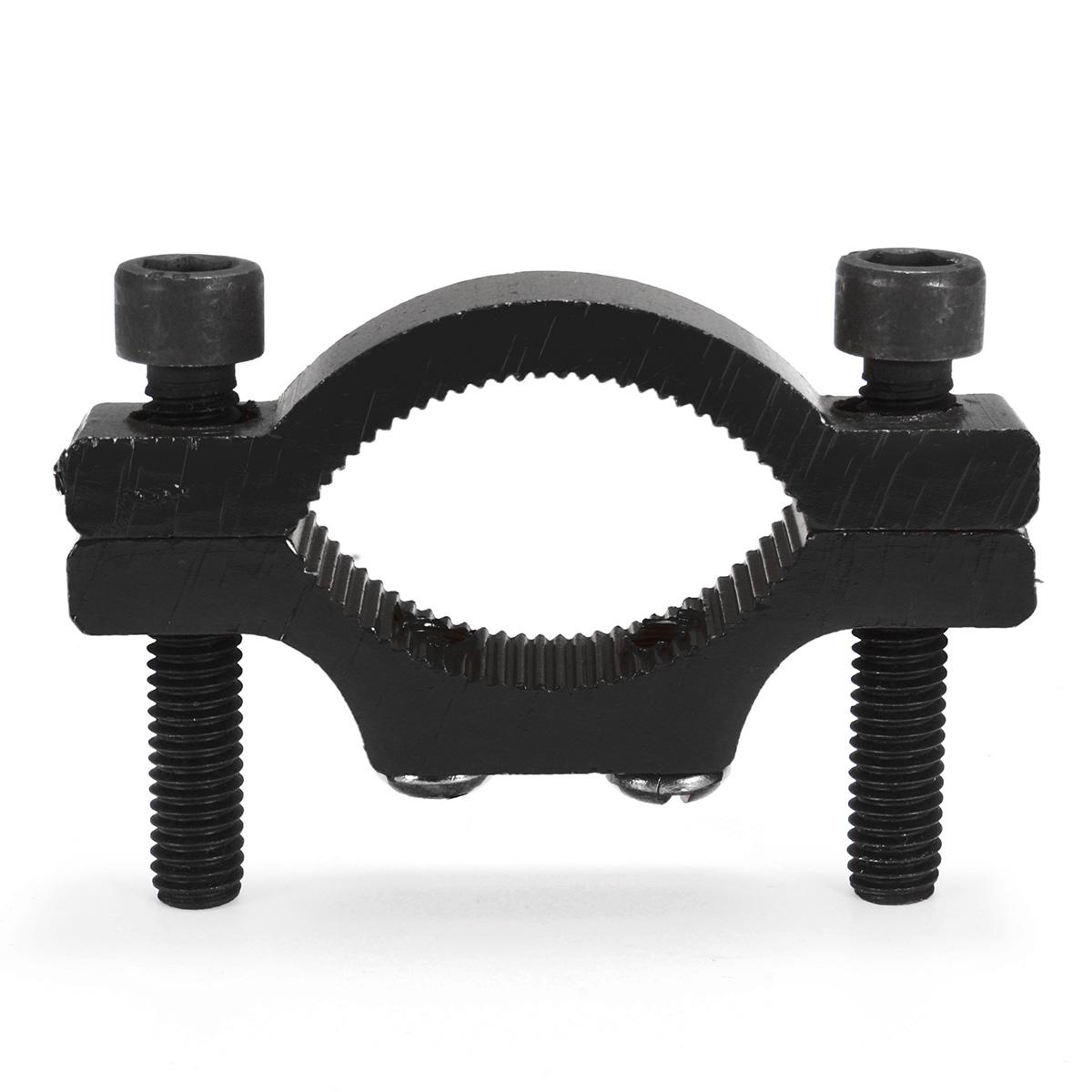 Headlight Spot Lightt Mount Fixed Clamp Bracket Clip Motorcycle E-bike Aluminum