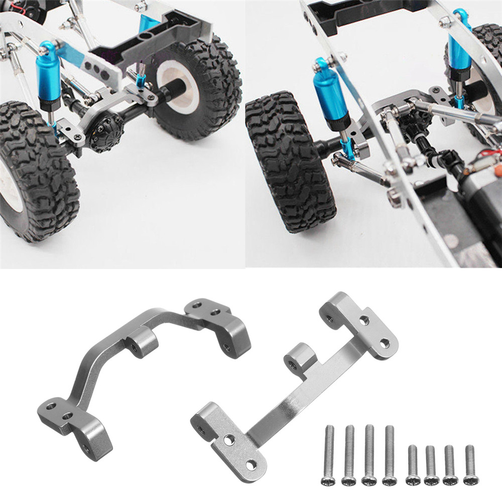WPL Common Upgrade Accessories Refit Traction Link Base For 1/16 Truck RC Car Parts