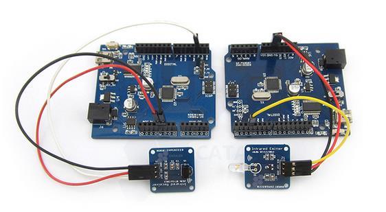 Infrarot empfänger sensor modul für arduino ir infrarot transmitter