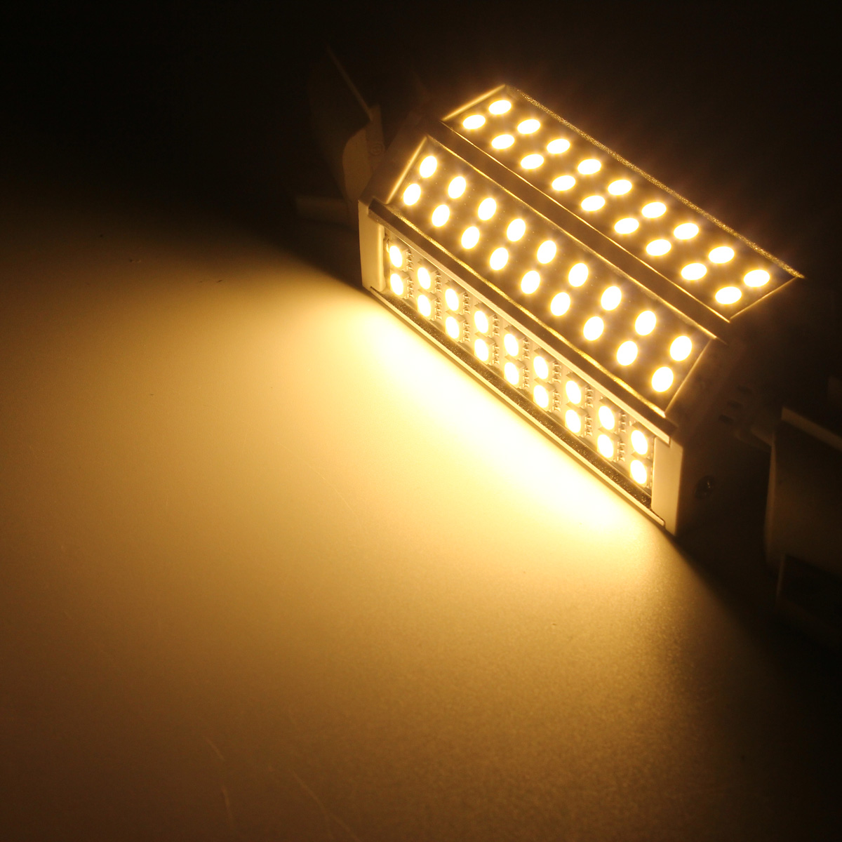 R7S 17W 54 SMD 5050 1300LM LED Bulb Flood Light Halogen Lamp Replacement AC 85-265V Non-Dimmable