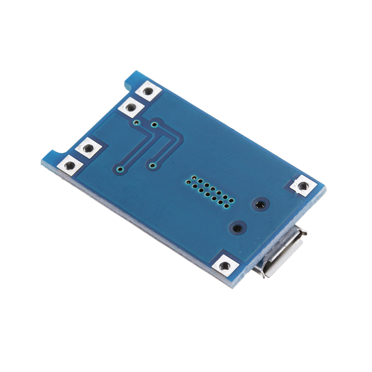2Pcs TP4056 Micro USB 5V 1A Lithium Battery Charging Protection Board TE585 Lipo Charger Module