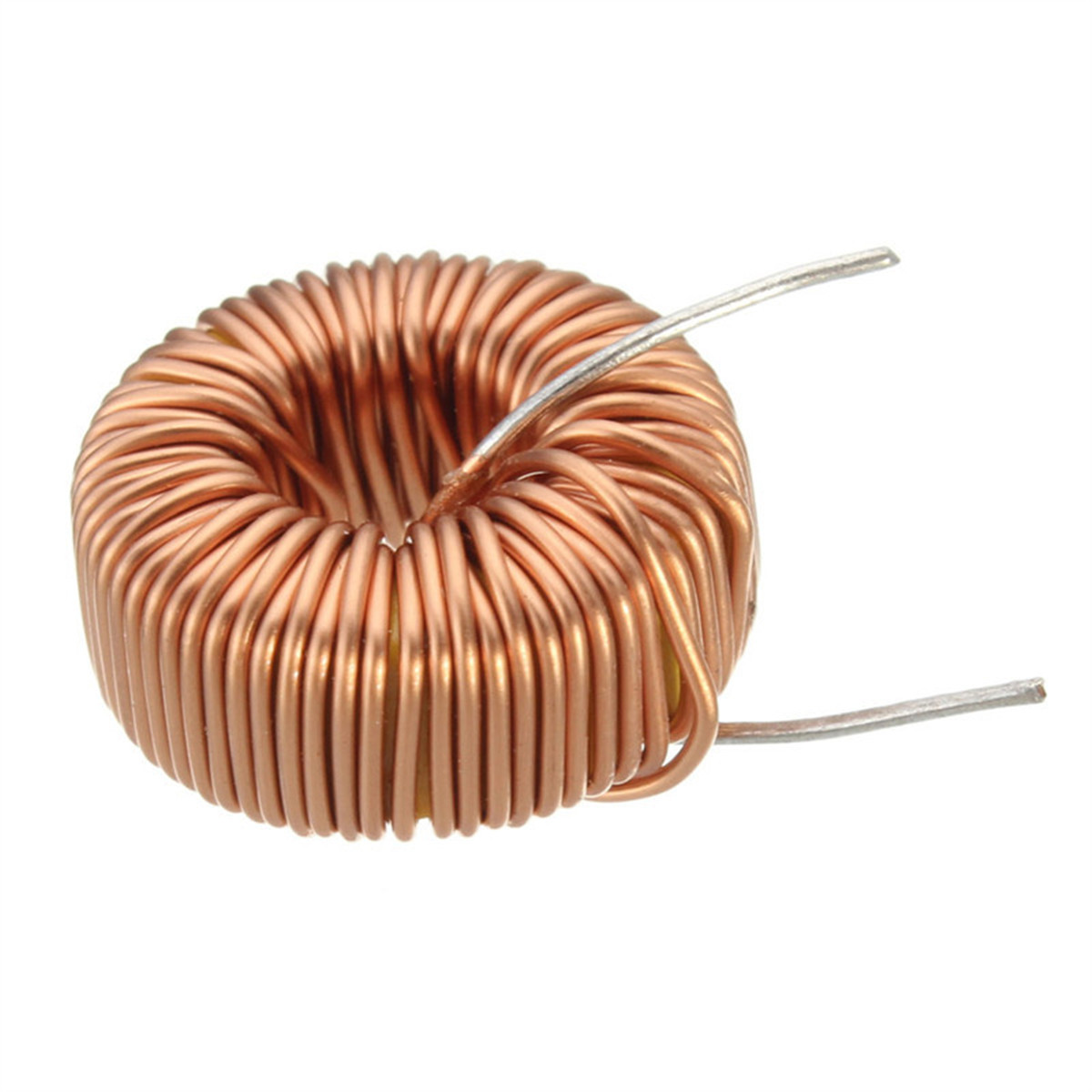 10Pcs 33UH 3A Toroidal Wound Inductor Nude Inductance