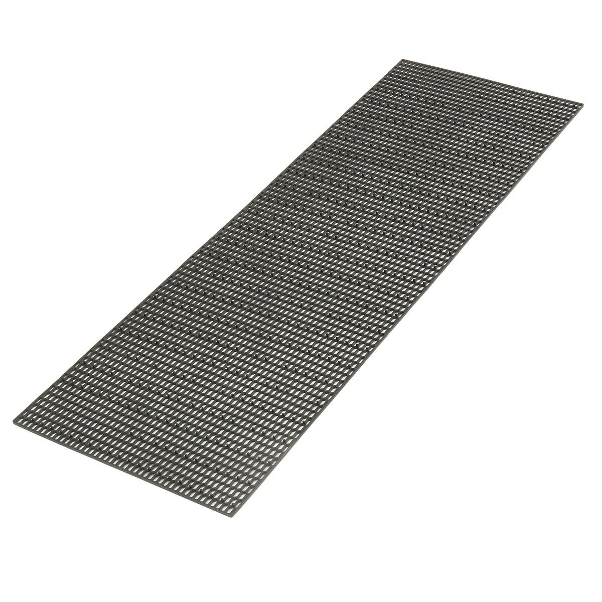 120X40cm ABS Plastic Car Styling Air Intake Racing Honeycomb Meshed Grille Spoiler Bumper Hood Vent Universal