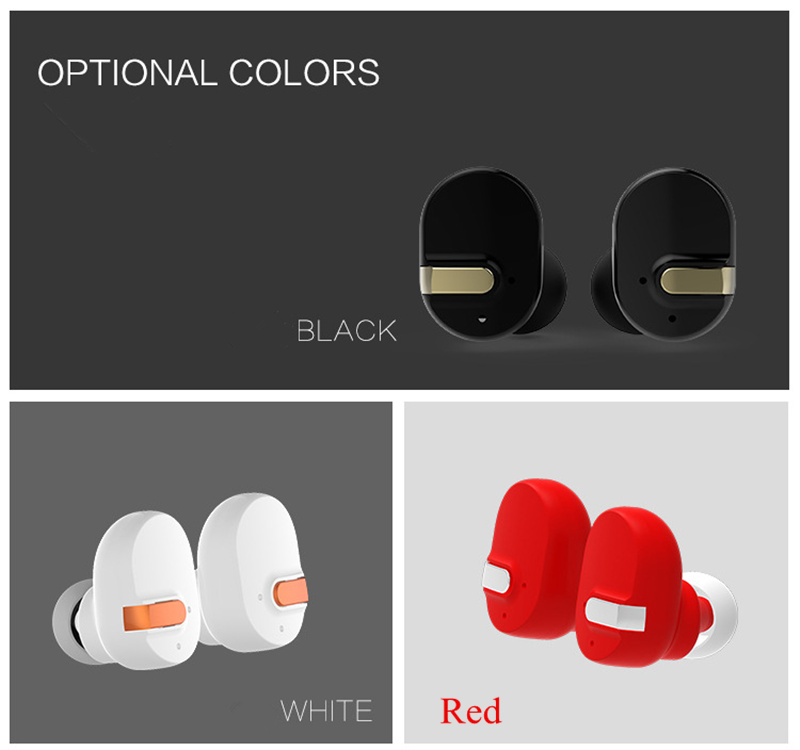[True Wireless] I8 TWS Dual bluetooth Earphones Noise Reduction Heavy Bass Earbuds with Charging Box
