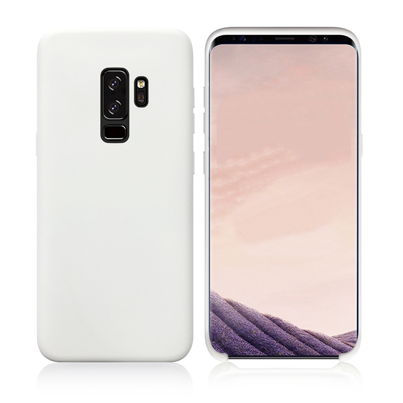 TPU PC Shockproof Anti-skid Protective Phone Case Cover for Samsung Galaxy S9+