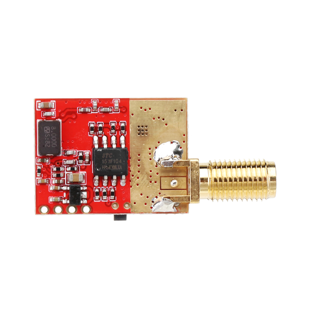 FPV 5.8G 10-200mW Adjustable Audio Video Transmitter Module TX-58120 for RC Airplane - Photo: 2