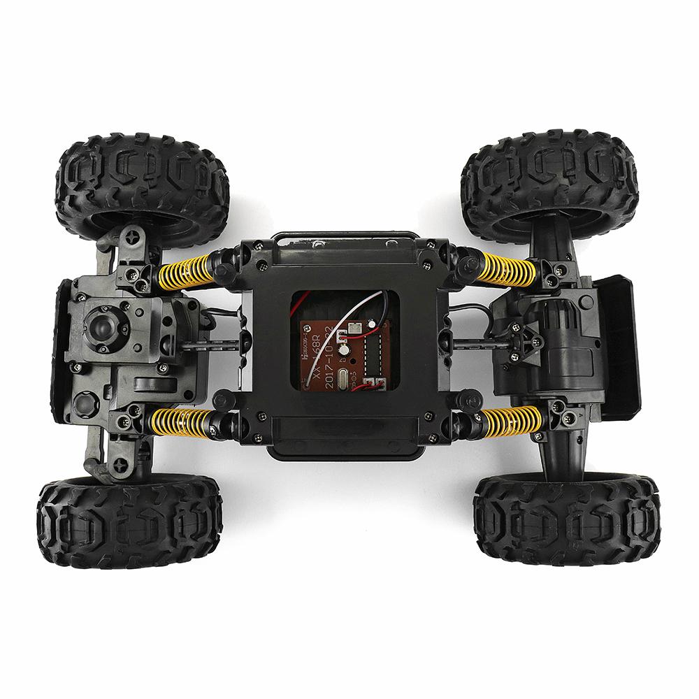 8897-189D 2.4GHz 4WD 1/12 RC Car RTR Crawler - Photo: 12