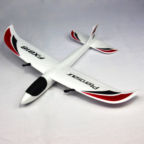 Flybear FX-818 2.4G 2CH EPP Indoor Parkflyers RC Airplane RTF