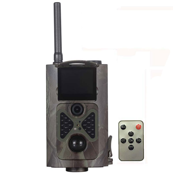 HC550G 16MP Infrared Hunting Forest Wildlife 3G GPRS SMS Game Trail Trap Cameras Cameras