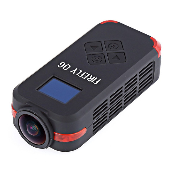 Hawkeye Firefly Q6 4K 1080P 60FPS HD Mini Camera for FPV Racer